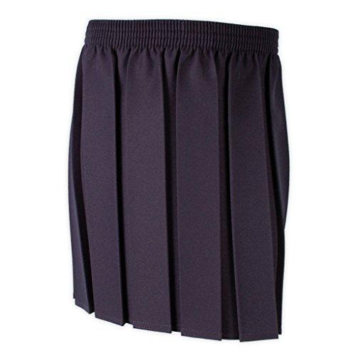 Mädchen Faltenrock Schuluniform, verschiedene Größen und Farben -