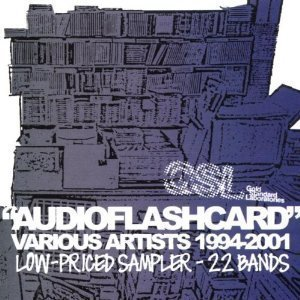 Audioflashcard 1994-2001 by Various Artists