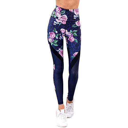 Mitlfuny Frauen Damen Hose Mode Hot Pants,Frauen-hohe Taillen-Yoga-Sport-Gymnastik-Hosen reizvolles scrunch elastisches drücken Gamaschen hoch Stretch-kick Flare Jeans