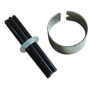 Wacom ACK-20101K Feder für Bamboo (Pen und Touch, 5-er Stück) schwarz