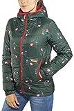 Maloja MüsellaM. Reversible Primaloft Jacket Women pinetree Größe M 2018 Funktionsjacke