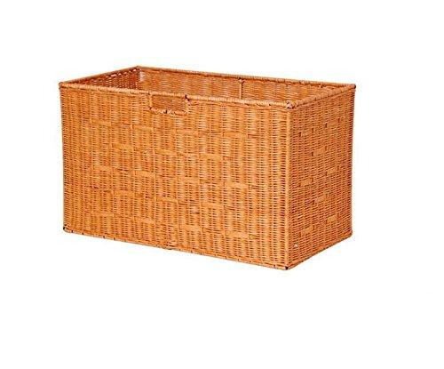 cesti fatti a mano rattan sistema di bamb cesto di bamb cesto di bamb di immagazzinaggio basket basket weave carrello magazine basket archiviazione