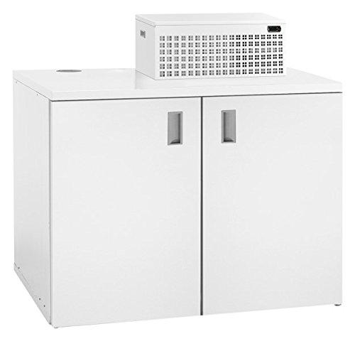 Fasskühler, 1465x995x1060mm, 3x2 50 L/3x4 30 L Fässer, ver-