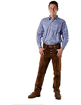 Herren Lange Trachten Lederhose