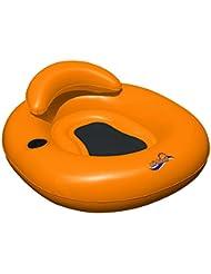 Airhead Designer Series Float Tube Tangerine by AIRHEAD Watersports