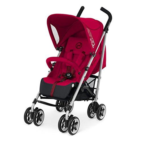 Cybex Topaz - Silla de paseo (0-17 kg, 0-4 años), color Infra red [Colección 2017]