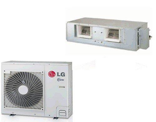 Climatizzatore / Condizionatore LG 24000 Btu Uu24W Cb24 Monosplit Inverter Canalizzato