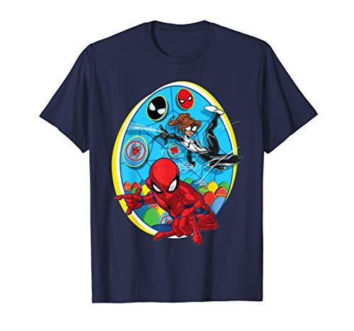 Marvel Spider-Man Spider-Girl  T-Shirt Kinder Spider Girl
