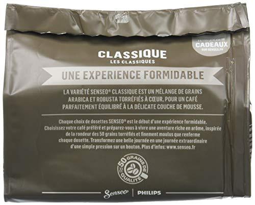 Senseo Café Classique 180 Dosettes Souples (Lot de...