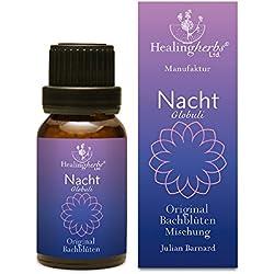 Healing Herbs Bachblüten Nacht Globuli, 30 g