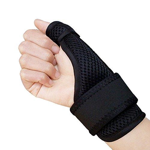 daumenbandage sehnenscheidenentzündung schiene bandage daumen daumensattelgelenk orthese Schützen Sie Ihr Handgelenk, daumenschiene Für links und rechts geeignet, geeignet für Frauen,M-Code (Schienen Handgelenk Daumen)