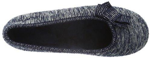 Gabor Home 38001039, Gants Rembourrés Pour Femme Bleu (marine)