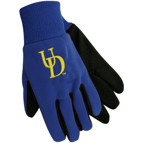 Forever Collectibles NCAA Delaware Fightin blau Hühner 2011 Arbeit Handschuh -