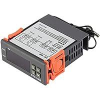 Termóstato del regulador de la temperatura, profesional DC AC 12V / 24V Termóstato digital de