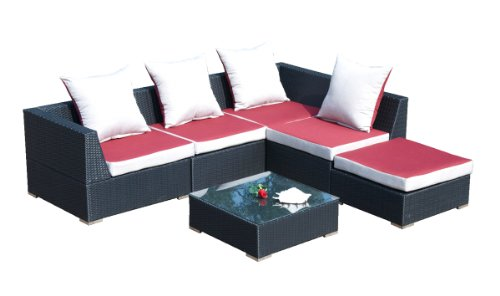 terrassenm bel aus holz rattan metall und alu wetterfest und g nstig. Black Bedroom Furniture Sets. Home Design Ideas