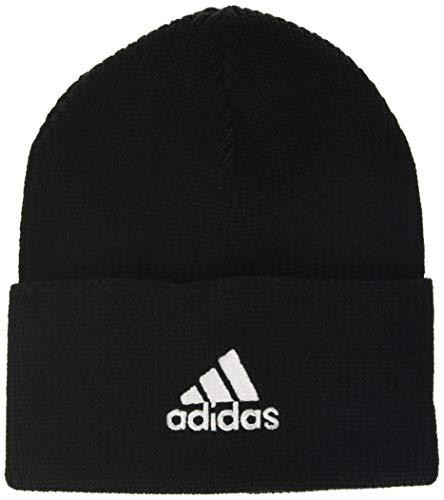 Adidas tiro, berretto unisex - adulto, black/white, osfm