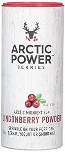 Arctic Power Berries 70 g 100% Pure Lingonberry Powder