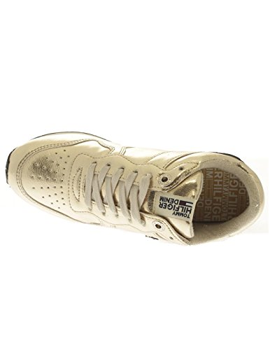 Tommy Hilfiger Sneaker L1385ADY Dorado 3Z1 Oro
