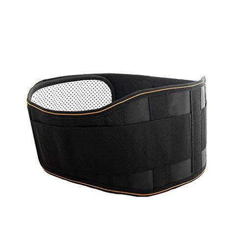 LSAltd Heat Waist Belt Support Brace für die Linderung der Schmerzen im unteren Rückenbereich Magnetic