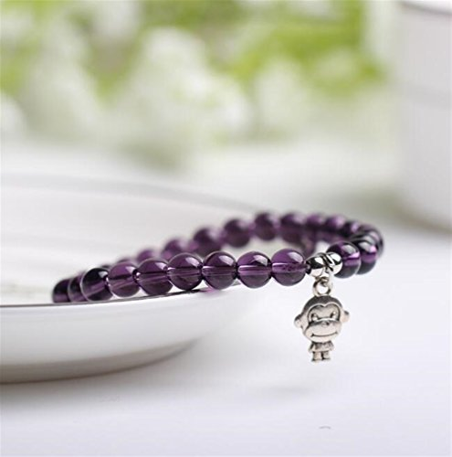 ZoraQ Craft Kits Perlen Schmuck Einzelner Ring Armband -
