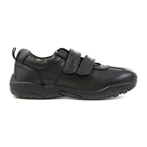 Buckle My Shoe , Mocassins pour garçon Noir