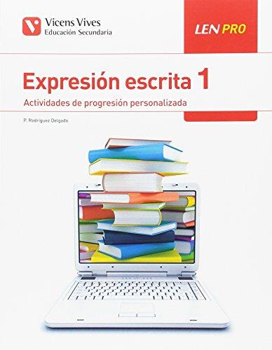 LEN PRO 1 EXPRESION ESCRITA