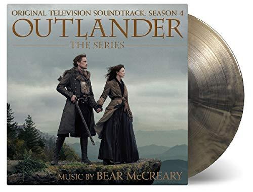 Outlander Season 4 (Ltd Gold/Schwarzes Vinyl) [Vinyl LP]