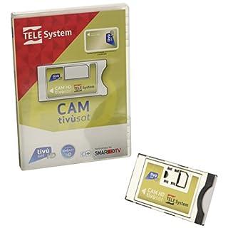 Telesystem CAMTVSAT BLISTER CAM TIVU SAT