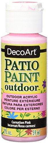 Patio Paint 2oz-Carnation Pink