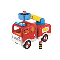 Early Learning Centre 142434 Whizz World Fire Engine Toy
