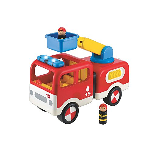 Early Learning Centre Figuren (Whizz Welt Fire Engine)
