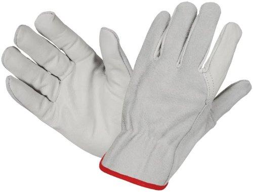 Universall Handschuhe DRIVER KOMBI - Rindnappaleder - Gr. 10