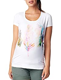 Noppies Damen Umstands T-Shirt Tee Ss Sienna