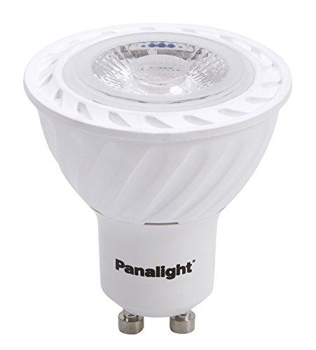 Panalight LDRHV9L40WG102DPL - Lámpara LED dicroica dimmable GU10 DE 7 W, 4000K