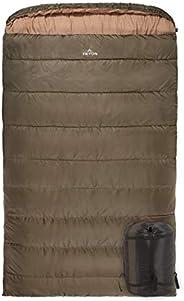 Sleeping Bag Mammoth by Teton , Green , 111