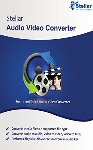 Stellar Audio Video Converter (Englisch)