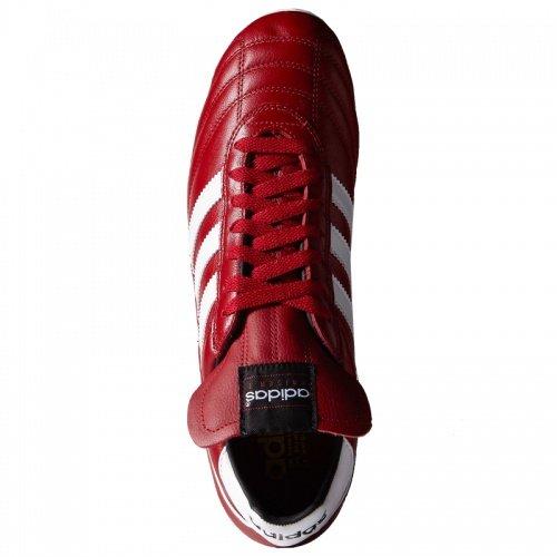 adidas Herren Kaiser 5 Liga Fußballschuhe rot/weiß