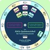 AMA QUINTENZIRKEL FUER TASTENINSTRUMENTE - arrangiert für Keyboard - (Klavier) [Noten / Sheetmusic] Komponist: FIEDLER WOLFGANG