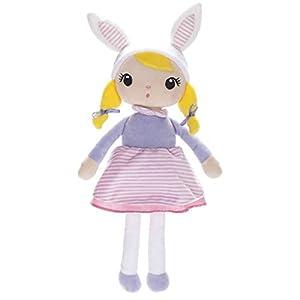 Eureka Kids- Kirumy Sue Muñeca de Trapo, 38 cm (Eurekakids 6900012.0)
