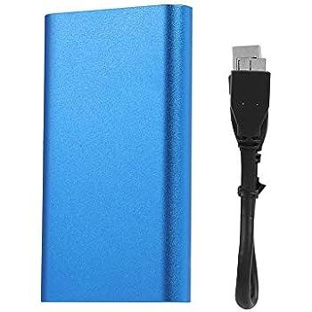 Zerone - Mini Unidad de Estado sólido SSD Externa MSATA con ...