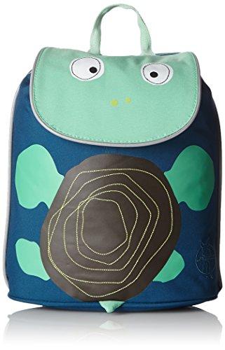 Lässig GmbH Zainetto per bambini, Verde (Multicolore) - LMBPD190