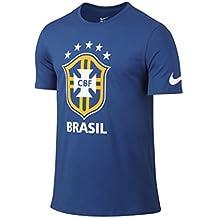 Nike Confederación Brasileña de Fútbol 2015-2016 - Camiseta oficial