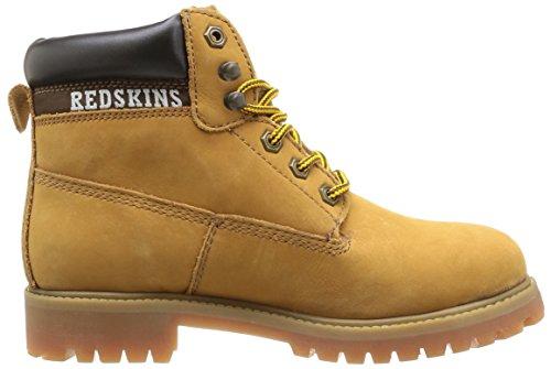 Redskins Dutac, Boots homme Beige (Miel)