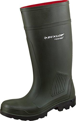 Dunlop Purofort - Sicherheitsstiefel in 3 Farben Oliv