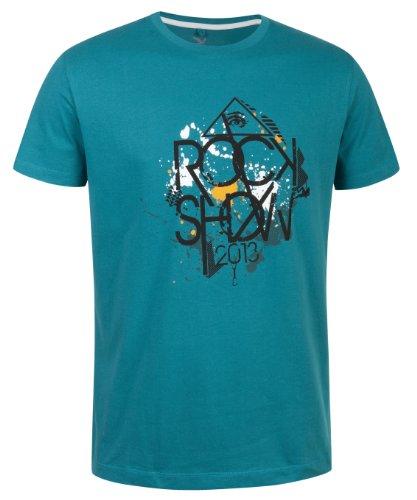Salewa Herren T-Shirt Rockshow 13 Co Short Sleeve venom/0010