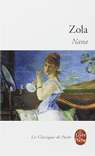 Nana par Emile Zola