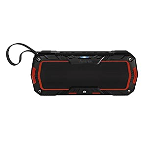 Hama Rockman L Stereo Portable Speaker 6 W rectangular black