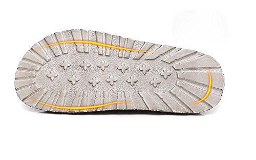 Damen Sandalen Römische flache Größen Sohlen Schuh Hausschuhe 1