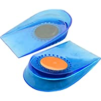 2Paar FitMad® weiche Fersenschalen aus Gel, Kissen für Plantarfasziitis-Schmerzen, den ganzen Tag lang bequemer... preisvergleich bei billige-tabletten.eu