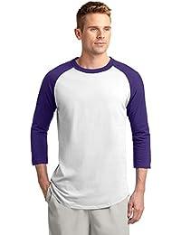 Sport-Tek Boys' Colorblock Raglan Jersey